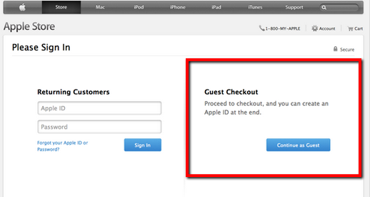 Itunes_Guest_Checkout